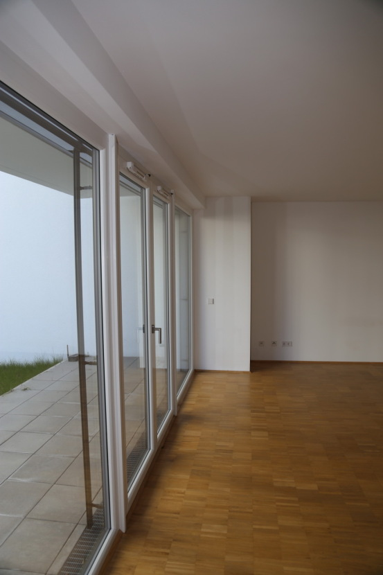 Endlich bezugsfrei! Tolles Gardenhouse mit Terrasse auf 4Zi/141qm + EBK